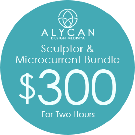 Sculptor and Microcurrent Bundle $300 For Two Hours