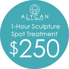1-Hour Sculpture Spot Treatment $250