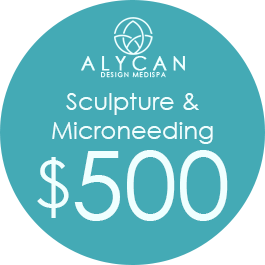 Sculpture & Microneeding $500