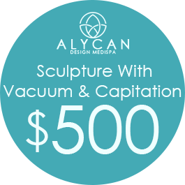 Sculpture With Vacuum & Capitation $500